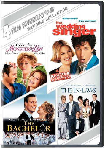 Wedding Collection 4 Film Favorites Nr