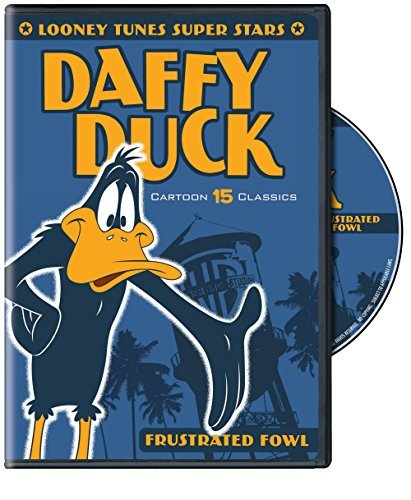 Daffy Duck Frustrated Fowl Looney Tunes Super Stars Nr
