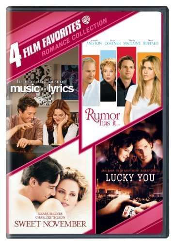 Romance Collection 4 Film Favorites Nr