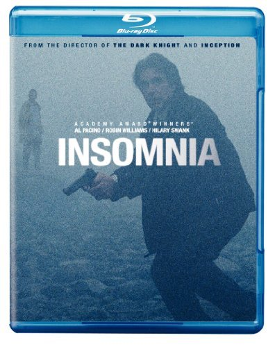 Insomnia (2002) Pacino Williams Swank Blu Ray Ws R