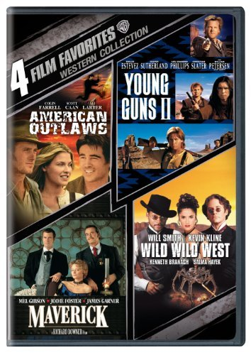 Western Collection 4 Film Favorites Nr