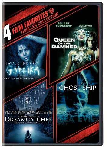Thriller Collection 4 Film Favorites Nr