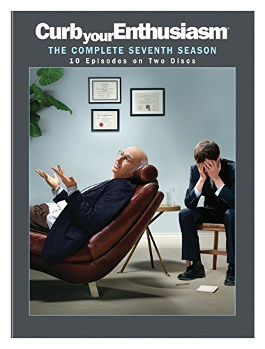 Curb Your Enthusiasm Season 7 DVD Nr 2 DVD