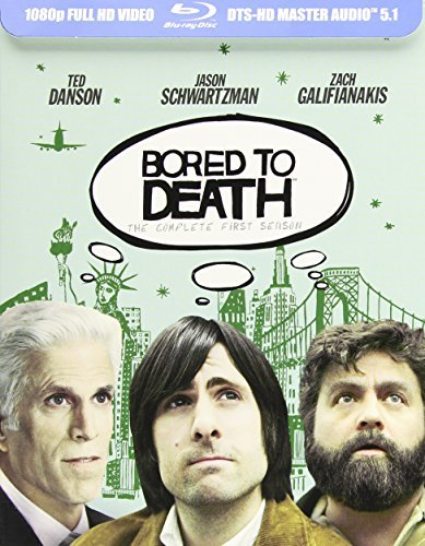 Bored To Death Bored To Death Season 1 Blu Ray Ws Nr 2 Br