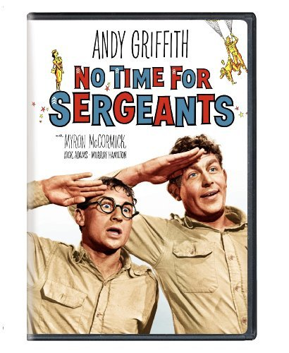 No Time For Sergeants Adams Hamilton Griffith DVD Nr