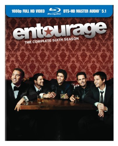 Entourage Season 6 Blu Ray Season 6