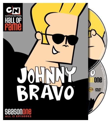Johnny Bravo Season 1 Johnny Bravo Cartoon Network Hall Of Fame Nr