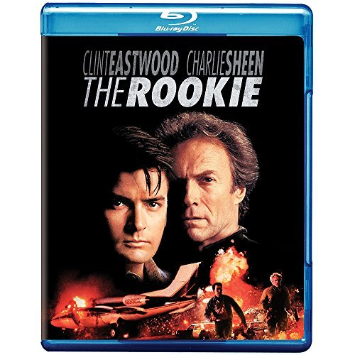 Rookie Eastwood Sheen Blu Ray Ws G