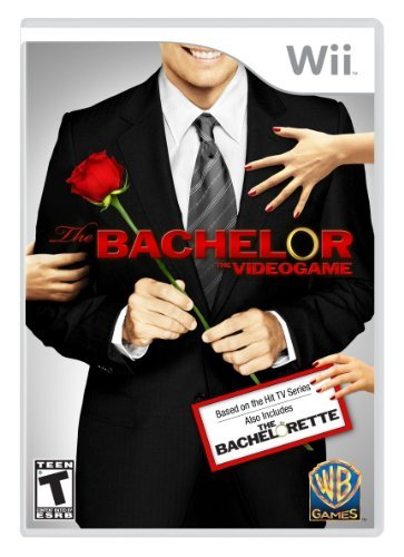 Wii Bachelor & Bachelorette Whv Games
