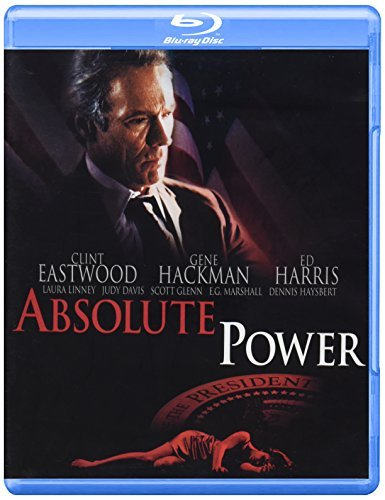 Absolute Power Eastwood Hackman Harris Linney Blu Ray Ws R