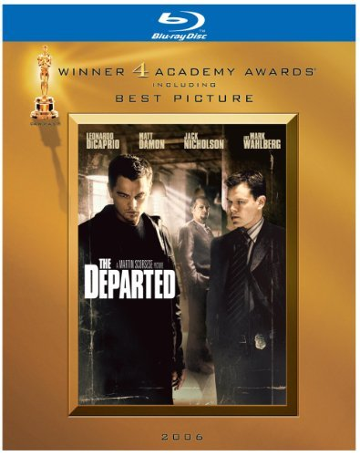 Departed Departed Blu Ray Ws R