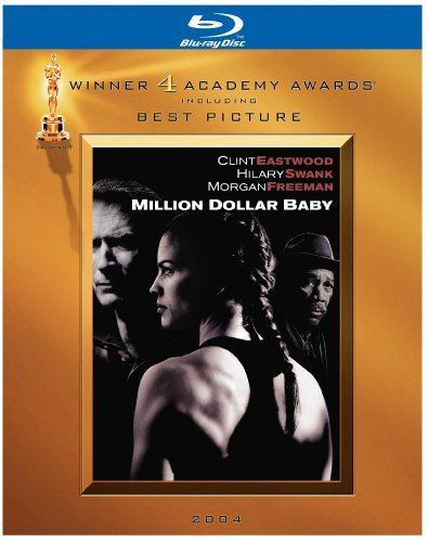 Million Dollar Baby Million Dollar Baby Blu Ray Ws Pg13