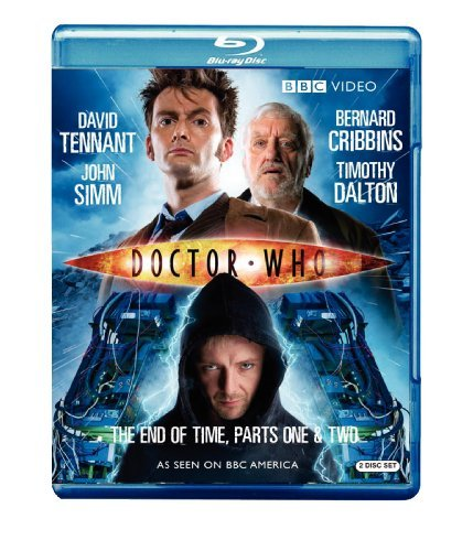 Doctor Who End Of Time Pt. 1 Doctor Who Blu Ray Ws Nr 2 Br