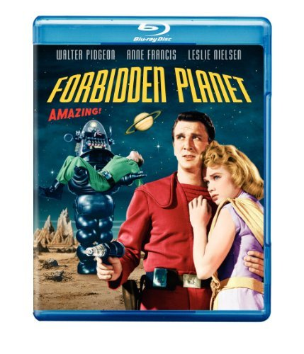 Forbidden Planet Nielsen Pidgeon Francis Blu Ray Ws G