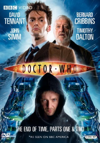 Doctor Who Christmas New Year Specials Nr 2 DVD
