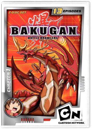 Chapter 1 Bakugan Nr