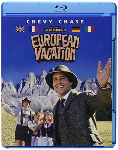 National Lampoon's European Va Chase D'angelo Hill Lively Ast Blu Ray Ws Pg13