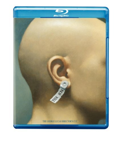 Thx 1138 Duvall Pleasence Blu Ray Ws Director's Cut R 2 Br