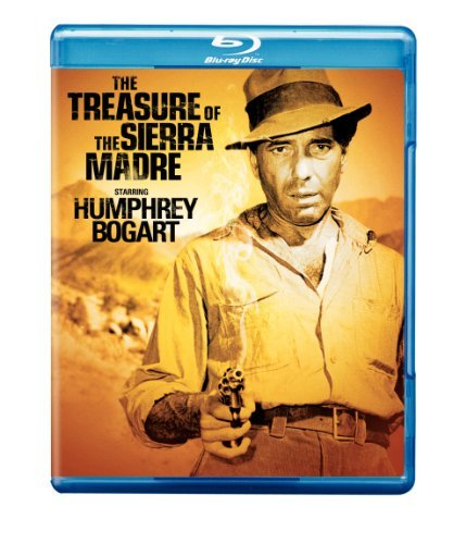 The Treasure Of The Sierra Madre Bogart Huston Holt Blu Ray Ws Nr