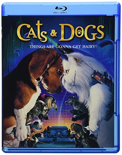 Cats & Dogs Cats & Dogs Blu Ray Ws Nr