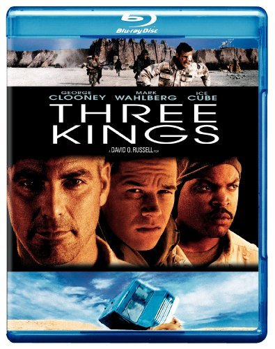 Three Kings Clooney Wahlberg Ice Cube Blu Ray Ws R