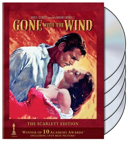 Gone With The Wind Gone With The Wind Ws Scarlett Ed. G 5dvd