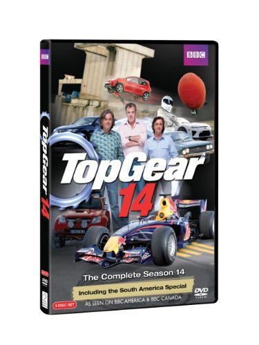 Top Gear Season 14 Ws Nr 3 DVD