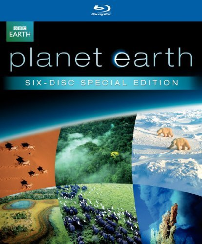 Planet Earth Planet Earth Blu Ray Nr 6 Br