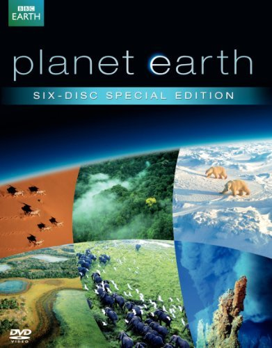 Planet Earth Planet Earth Ws Special Ed. Nr 6 DVD
