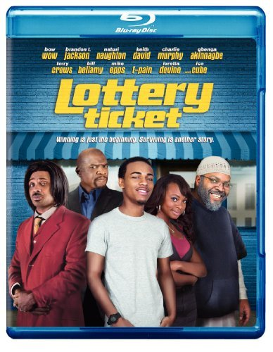 Lottery Ticket Bow Wow Jackson Naughton Blu Ray Ws Pg13