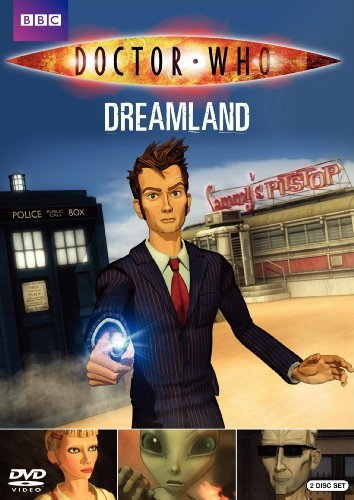 Doctor Who Dreamland Doctor Who Nr 2 DVD