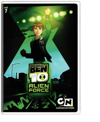 Ben 10 Alien Force Volume 7 DVD Nr