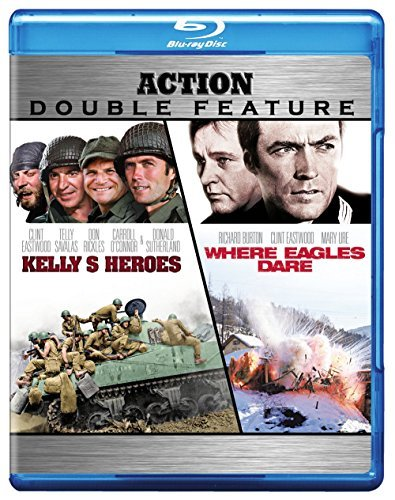 Kelly's Heroes Where Eagles Da Kelly's Heroes Where Eagles Da Blu Ray Ws Nr