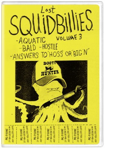 Squidbillies Volume 3 DVD Nr