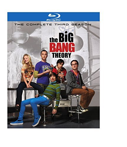 Big Bang Theory Season 3 Blu Ray Nr 4 Br