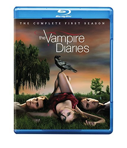 Vampire Diaries Season 1 Blu Ray