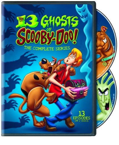 13 Ghosts Of Scooby Doo Scooby Doo Nr