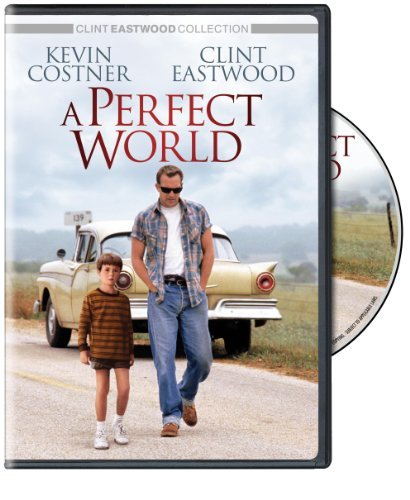 Perfect World Eastwood Costner DVD Pg13