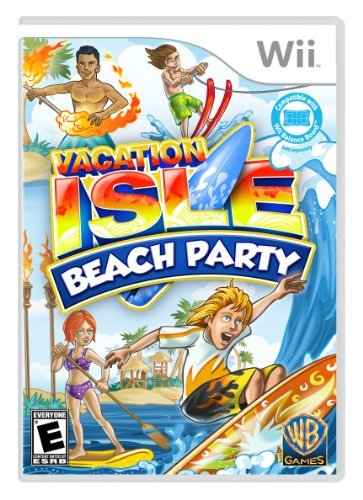 Wii Vacation Isle Beach Party