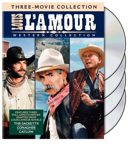 Louis L'amour Collection Louis L'amour Collection Nr 4 DVD