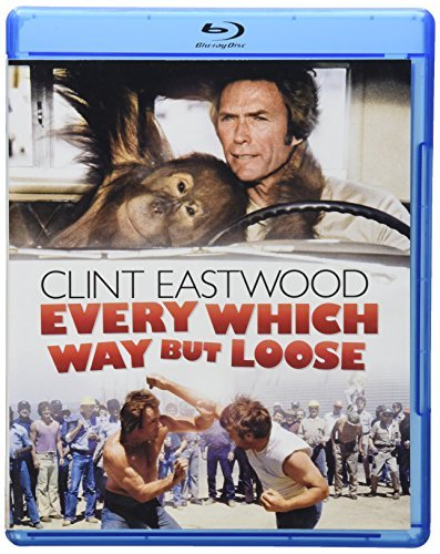 Every Which Way But Loose Eastwood Clint Blu Ray Ws R
