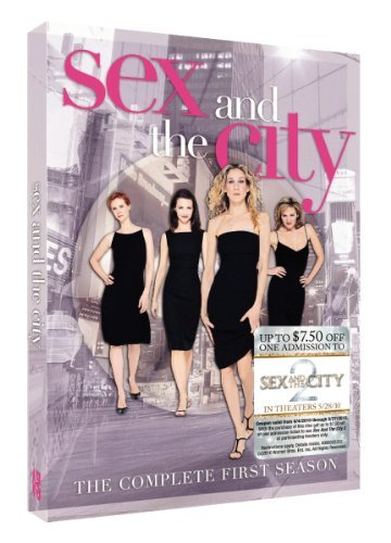 Sex & The City Season 1 Nr Incl. Ticket