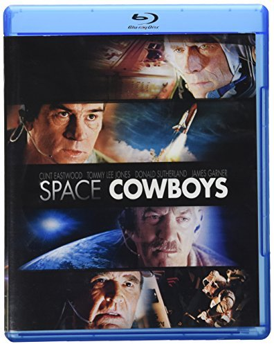 Space Cowboys Eastwood Clint Blu Ray Ws Pg13