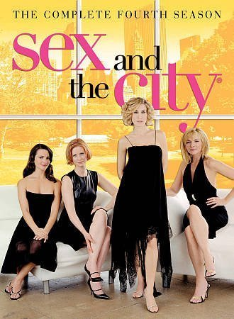 Sex & The City Season 4 Nr Incl. Ticket