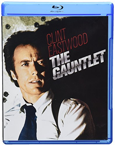 Gauntlet Eastwood Clint Blu Ray Ws R