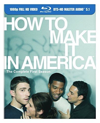 How To Make It In America How To Make It In America Sea Blu Ray Ws Tvma 2 Br