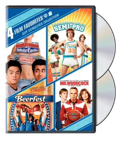Guy Comedies 4 Film Favorites Ws Nr 2 DVD