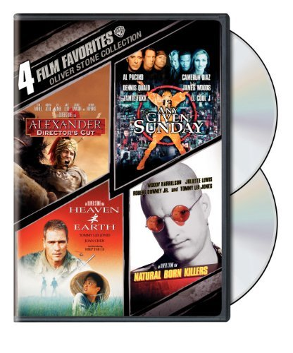 4 Film Favorites Stone Oliver R 2 DVD
