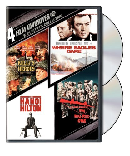 War Heroes 4 Film Favorites Ws Nr 2 DVD