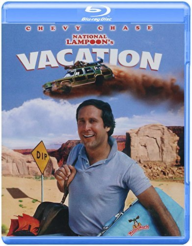 National Lampoon's Vacation Chase D'angelo Coca Quaid Brin Blu Ray Ws R